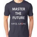 Vote saxon Master the future Unisex T-Shirt
