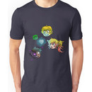 The Haunted: Chibi Heads Unisex T-Shirt
