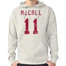 McCall Jersey- Red Hoodie (Pullover)