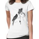 Parrot Girl 2 Women's T-Shirt