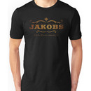JAKOBS- WOOD IS WHERE IT'S AT! Unisex T-Shirt