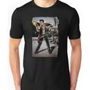 Elvis Han Solo Collage Art Home Decor, Elvis Presley, Star Wars, Harrison Ford, Mille Unisex T-Shirt