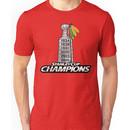Chicago BlackHawks Stanley Cup Champions Unisex T-Shirt