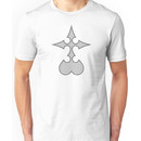 Kingdom Hearts: Nobodies Emblem Unisex T-Shirt