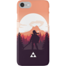 The Legend of Zelda (Orange) iPhone 7 Cases