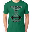Earthbender Fitness Department Unisex T-Shirt