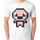 Isaac Pixelated  the Binding of isaac Unisex T-Shirt