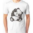 Cute Panda Unisex T-Shirt
