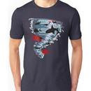 Shark Tornado - Science Fiction Shark Movie - Shark Attack - Shark Tornado Oh Hell No Unisex T-Shirt
