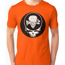 Funkadelic and Grateful Dead Steal Your Face. Unisex T-Shirt