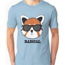 Radical Red Panda Unisex T-Shirt