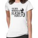 I've Been Known To Flash People Women's T-Shirt