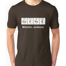 Periodic Table of Coffee - White Unisex T-Shirt