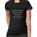 The Game (White Text) Women's T-Shirt