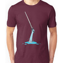 Excalibur and the Lady of the Puddle Unisex T-Shirt