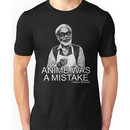 Anime Was a Mistake Unisex T-Shirt