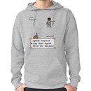 Pulp Fiction - Say What Again? Hoodie (Pullover)