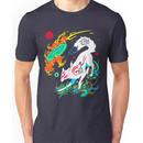 Kami of the Rising Sun  Unisex T-Shirt