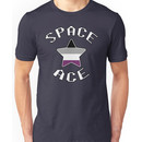 Asexual Star [Space Ace Version] Unisex T-Shirt