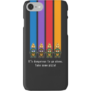 The Legend of TMNT - Brothers iPhone 7 Cases
