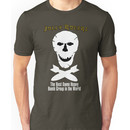 Jolly Rogers Design 2 Unisex T-Shirt