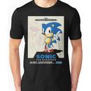 Sonic the Hedgehog Mega Drive Cover Unisex T-Shirt