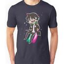 nanobii - pineapple spaceship Unisex T-Shirt