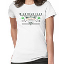 "Marijuana Denver ""Mile High Club"" Women's T-Shirt"