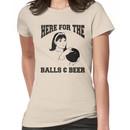 Funny Women's Bowling Women's T-Shirt