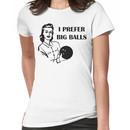 Funny Women's Bowling Team Women's T-Shirt