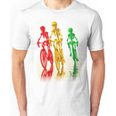 Bones on bikes tee and iphone case Unisex T-Shirt