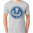Thistle & Braid - Blue Unisex T-Shirt