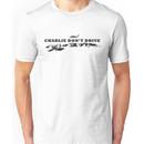 Charlie Don't Drive (Black Print) Unisex T-Shirt