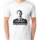 Mycroft is My Homeboy Unisex T-Shirt