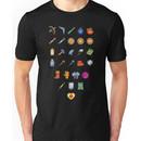 Zelda Inventory Unisex T-Shirt