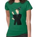 It's Good to be King - Nikola Tesla Women's T-Shirt