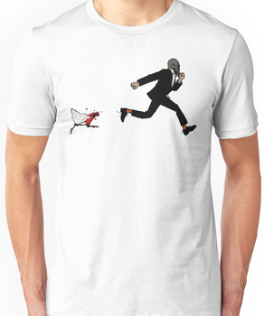 Leroy Having To Deal With The Unexpected Return Of That Dreaded No Good Evil Zombie C Unisex T-Shirt