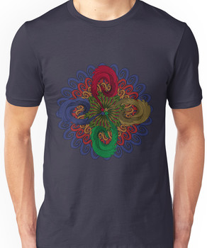 The Circle of Inheritance Unisex T-Shirt