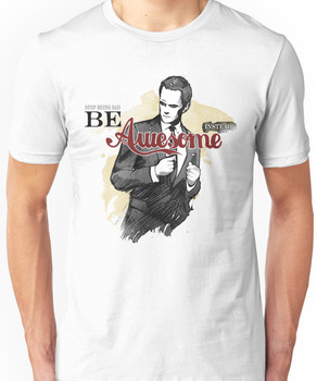Be Awesome Unisex T-Shirt