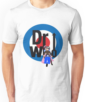 The Dr WHo Unisex T-Shirt