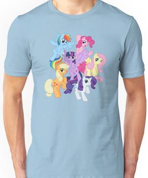 My Little Pony Group Unisex T-Shirt