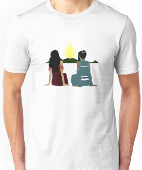 Korrasami - What The Future Holds Unisex T-Shirt