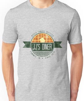 jj's diner - color Unisex T-Shirt