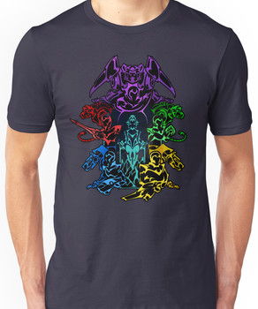 Legendary Defenders Unisex T-Shirt
