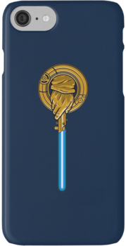 Hand of the Jedi iPhone 7 Cases