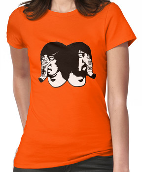 Death from Above 1979 Heads Women's T-Shirt