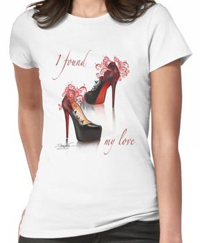 I found my love Women's T-Shirt