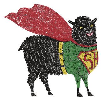 Superhero  Sheep