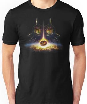 Legend of Zelda Majora's Mask Operation Moon Fall Unisex T-Shirt
