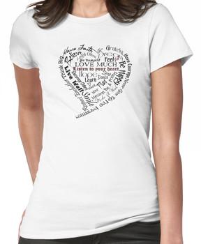 Listen To Your Heart Women's T-Shirt
